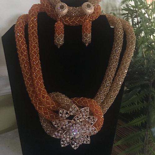 Du Do African Necklaces Sets