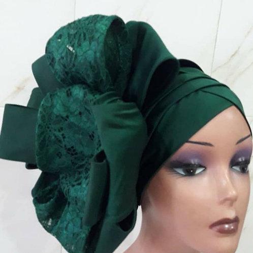 Classy  fascinator Turban