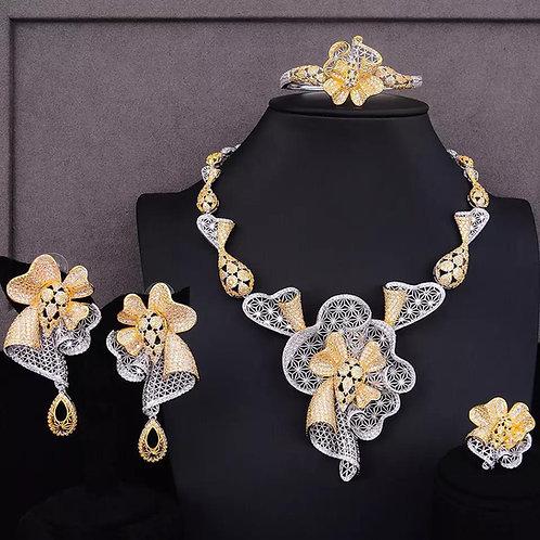 Jaykelly Unique Necklace Sets