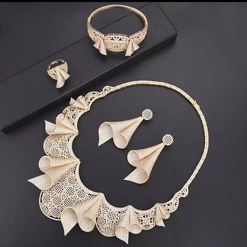 Silk Gold Set