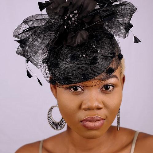 Women's fascinator hat