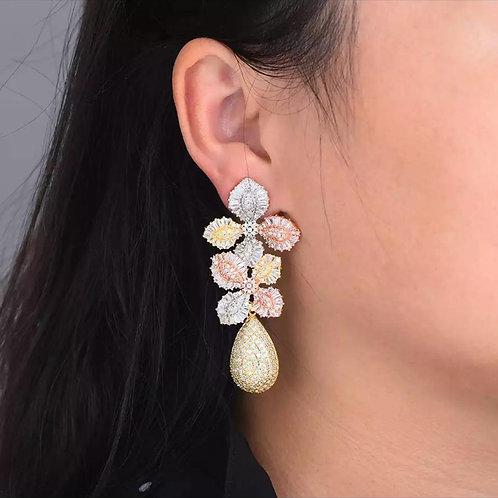 Unique Water Drop Earring