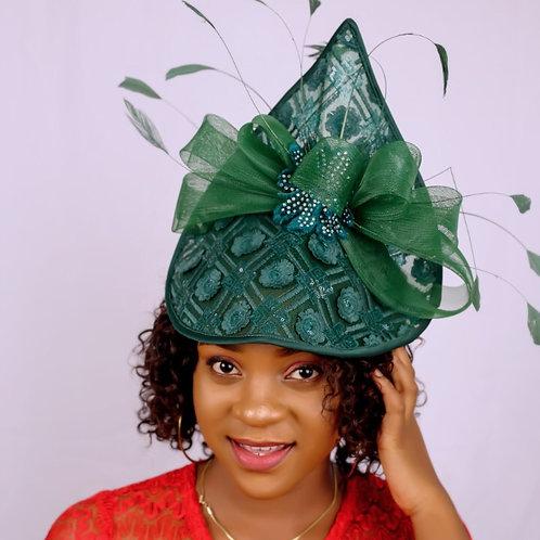 Tandy fascinator Hat