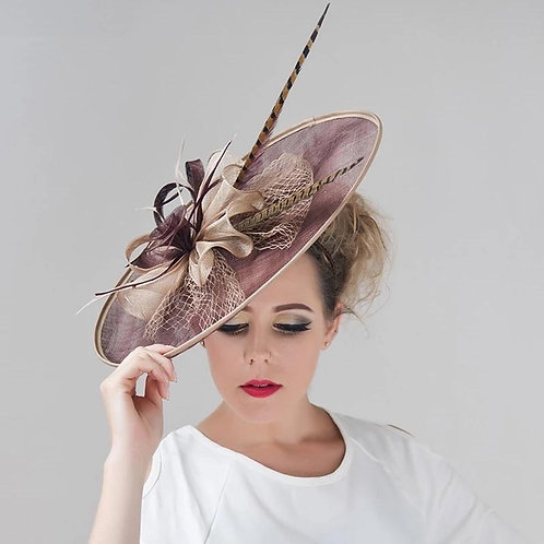Derby fascinator hats