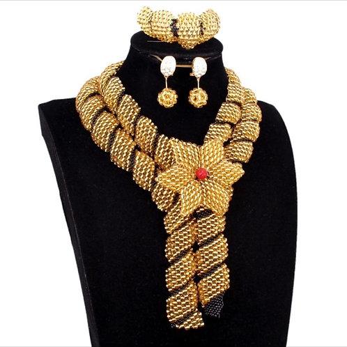 African signature Necklace
