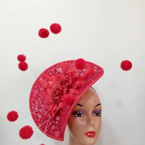 Derby fascinator hats  ( Special  Order )