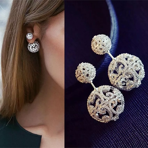 Classic Statement Earring