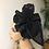 Thumbnail: Black Colleen fascinator Turban