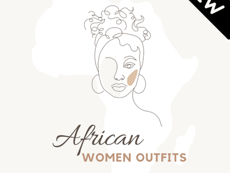 Latest African Dressing Styles for Women 2021