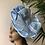 Thumbnail: Sky blue fascinator Turban