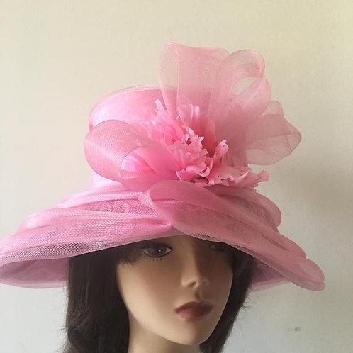 Pink Sunday Best Hat