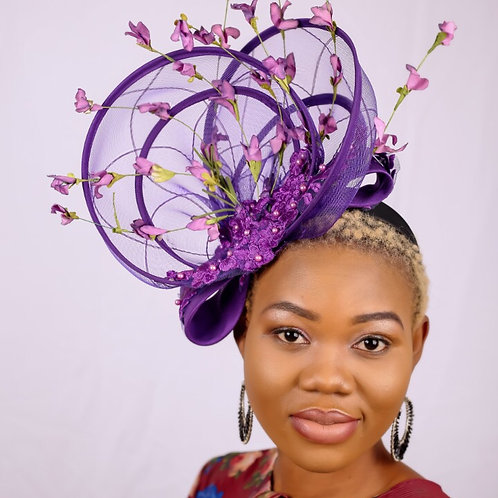 Gabanna fascinator ( pre order ) hat