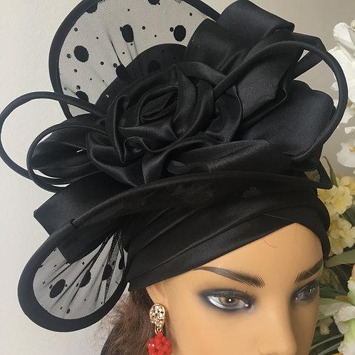 Tamara lace headwrap