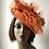 Thumbnail: Orange Fascinator Hat