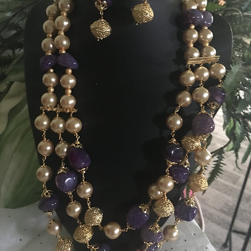 Kevita Gallery beaded Necklace