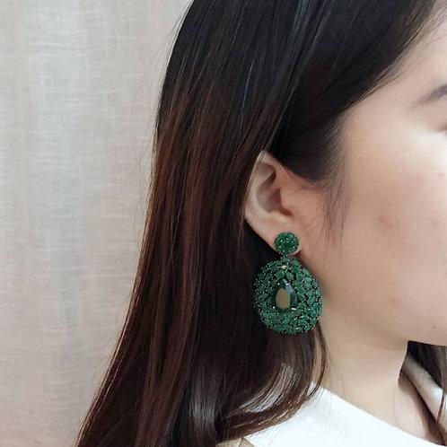 Harmony CZ  Earring