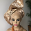 Thumbnail:   Vera  Fascinator Turban