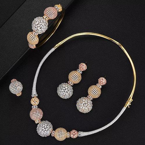 Dance Ball  Necklaces Sets