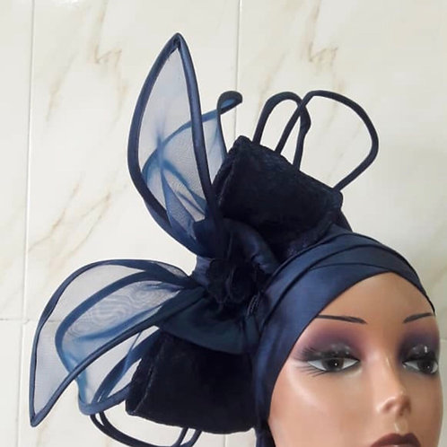 Sage African Headwrap Turban