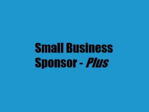 Small Business Sponsor Plus