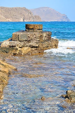 la isleta stone walk