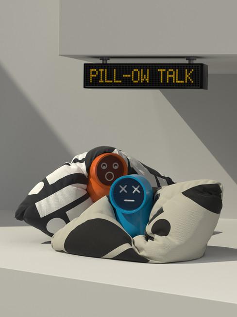 Pill-ow Talk