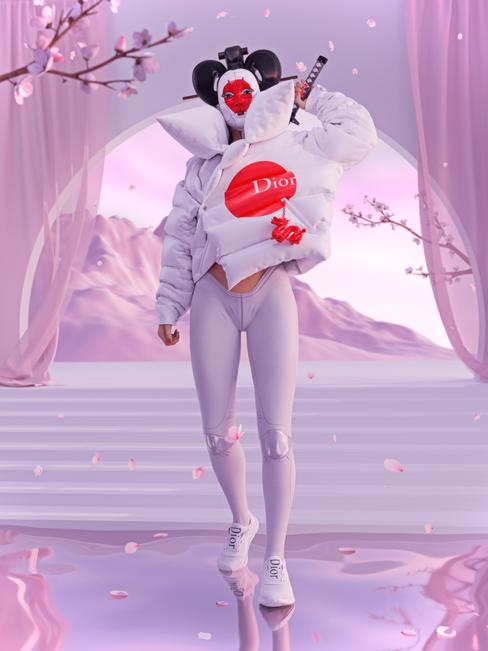 Dior x Japan