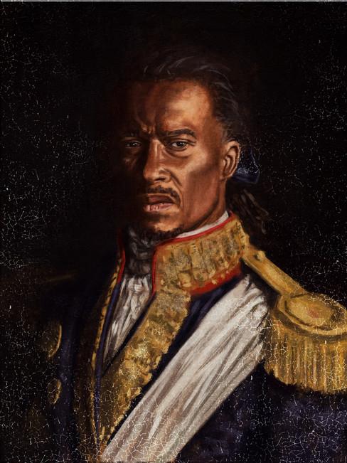Portrait Study- Commander