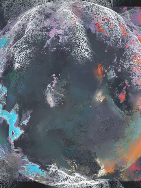 An overview effect of a different kind