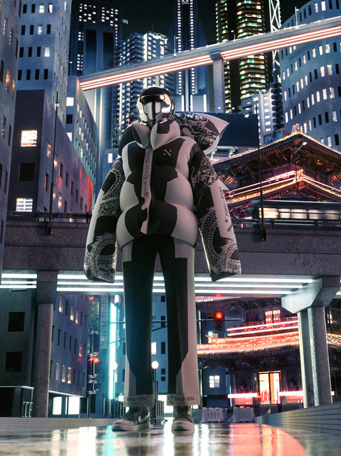 Neo Edo Cyberpunk