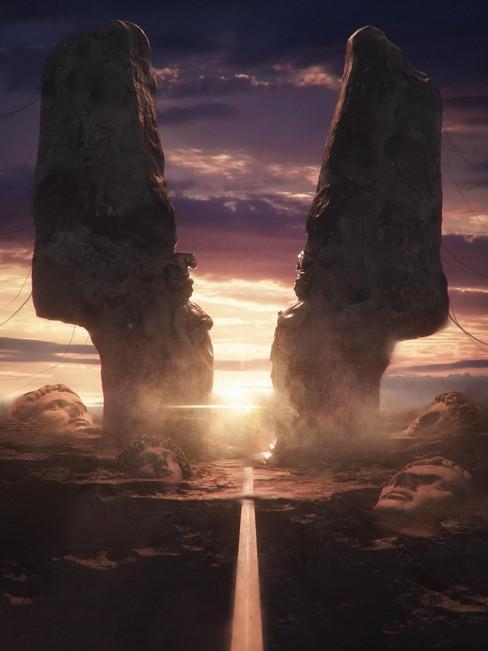 Gate for light
