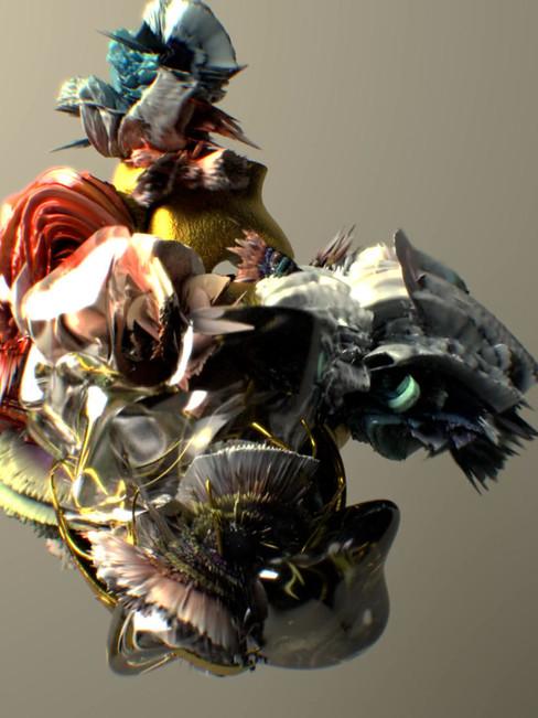 Pandagunda X RYDEN-  Heart Of Gold
