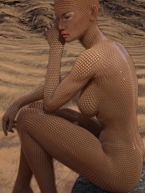 Desert Girl