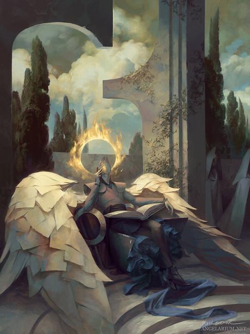 RAZIEL, ANGEL OF MYSTERIES