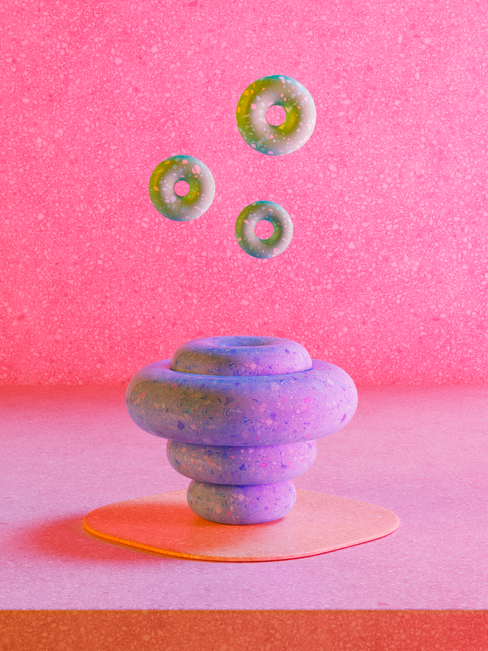 The Donut Flowers