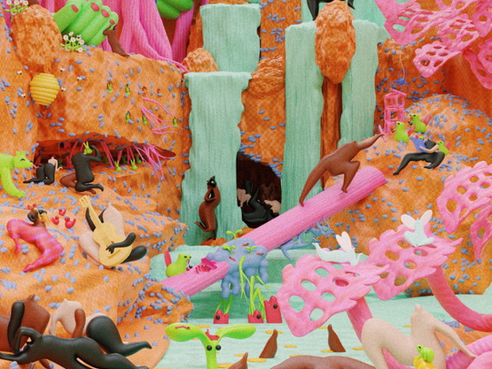 4 Digital Artists to Check Out this Week