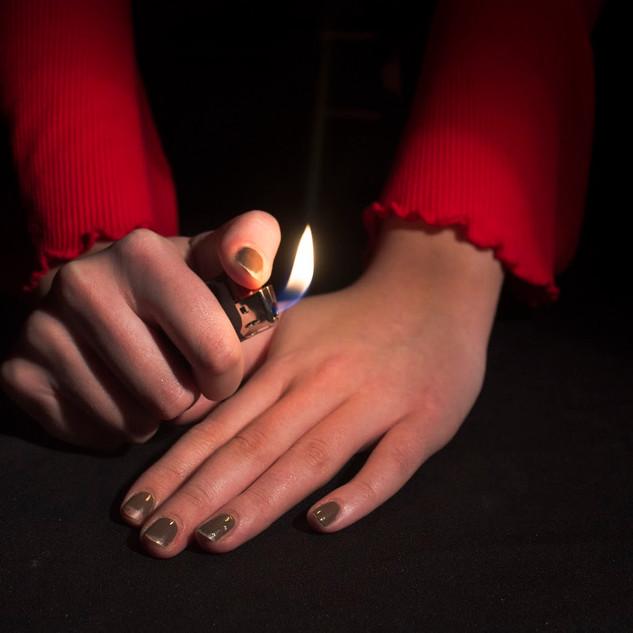 Hands 1- Lighter