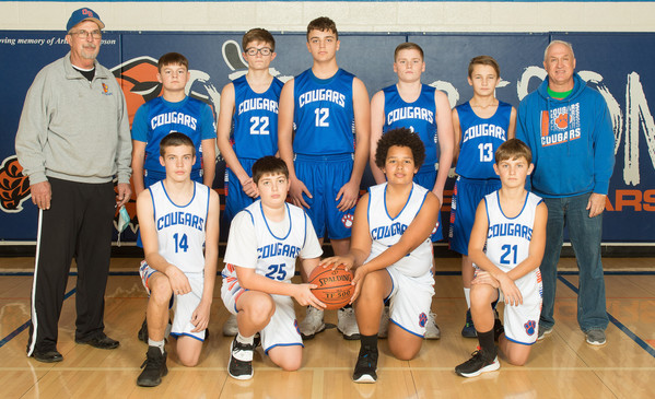 OBJH Boys Team Photo