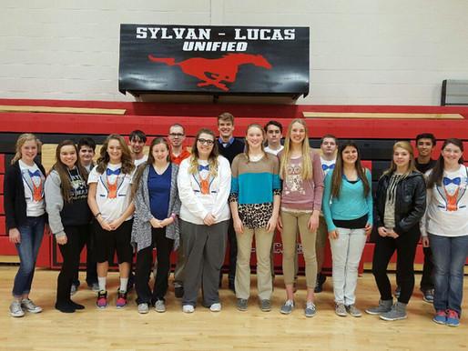 Forensics season kicks off at Sylvan-Lucas