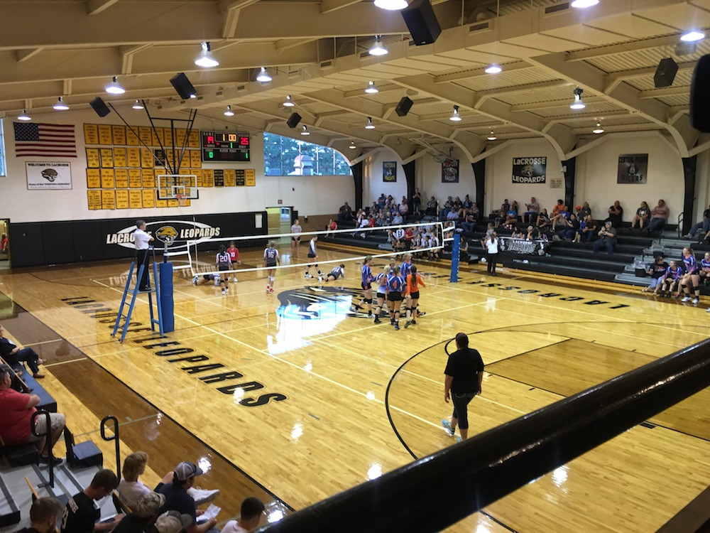 Lady Cougars Volleyball 25 point win vs Macksville