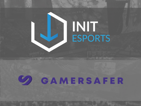 Press Release: Init Esports & GamerSafer