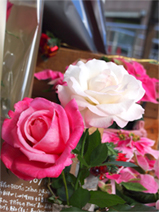 香しい花々