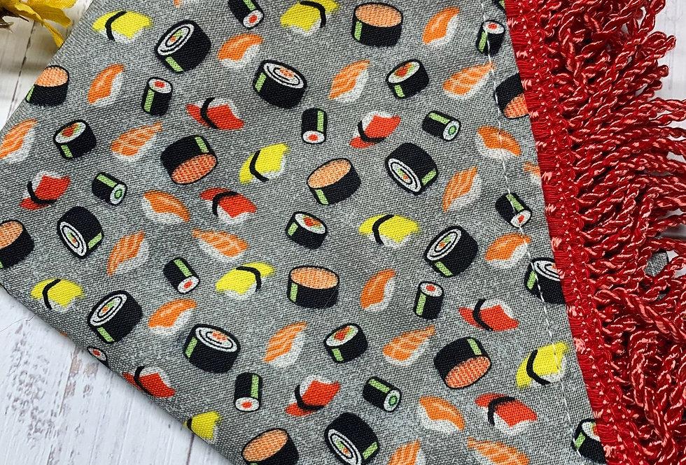 Sushi Fursuit Bandana, Fursuit accessories