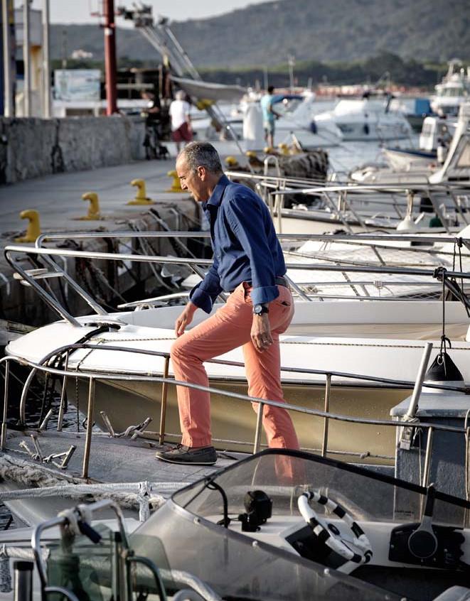 CEO マルコとマルコの釣り船