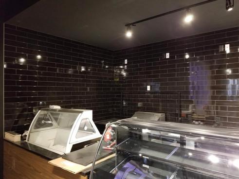 Murs en céramique pour restaurants