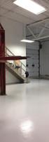 Plancher de garage