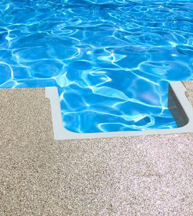 Trottoir de piscine