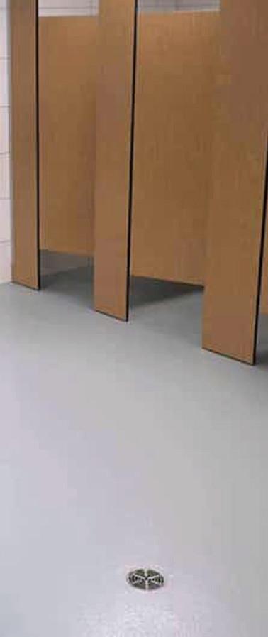 Salle de bain publique