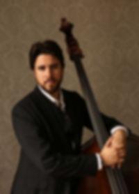 Mario Carrillo Ana Nance music bass portrait