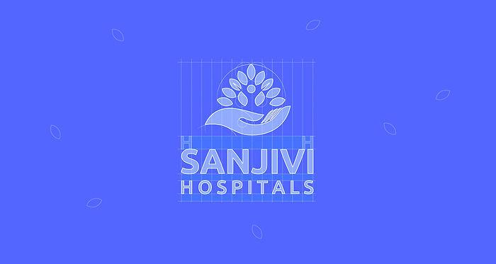 Sanjivi Hospitals Brandvibe_Logo Constru